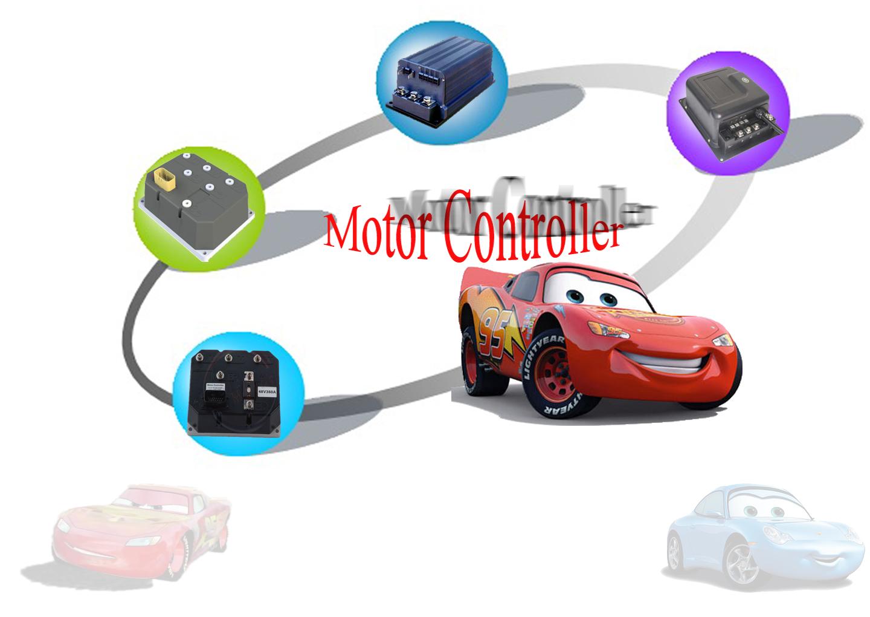 Bộ điều khiển động cơ điện DC, BLDC, AC cho xe điện, ô tô điện
