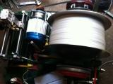 Tời điện một chiều 48V 2kW